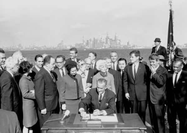 The Immigration Act of 1965